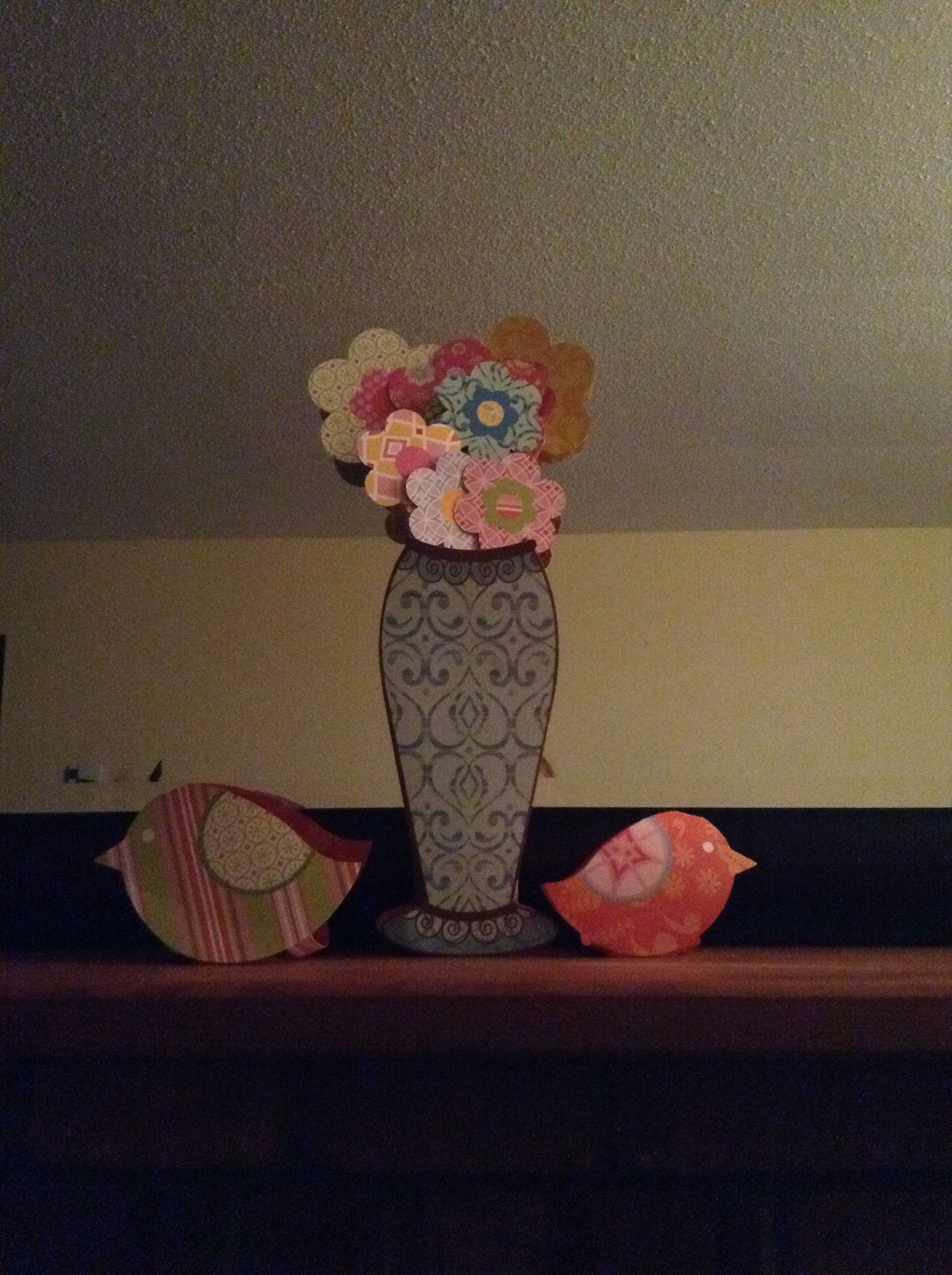 Cute home made decor made by my hands
