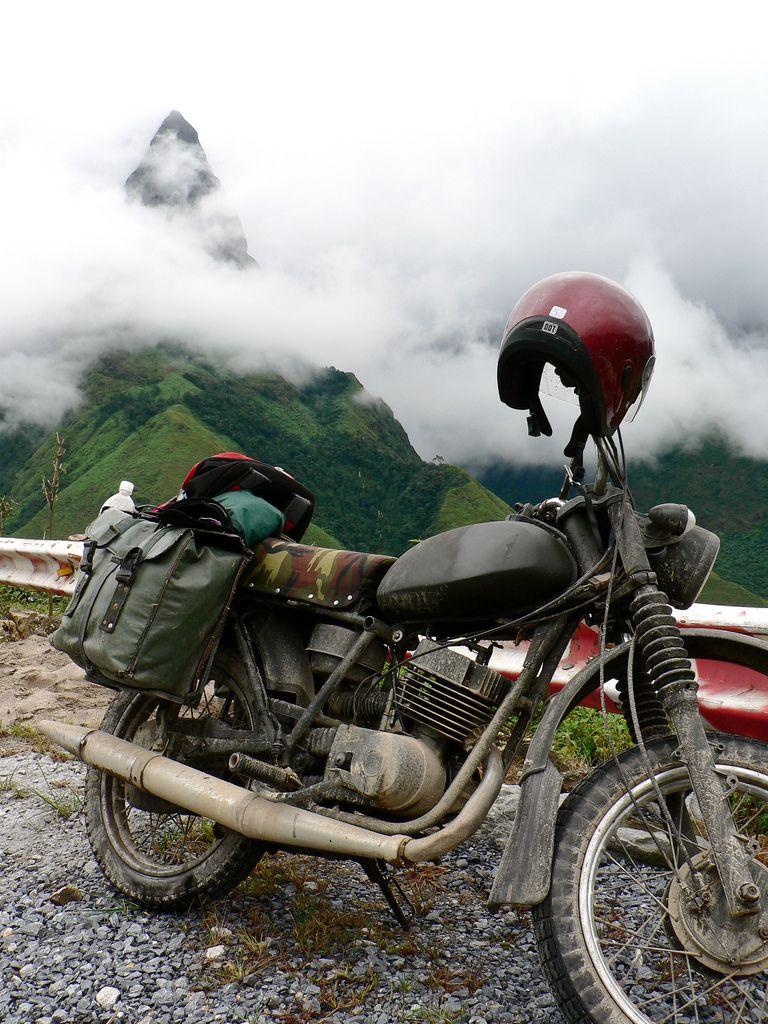 Minsk Mist And Mountains Adventure Bike Adventure Motorcycling Touring Bike