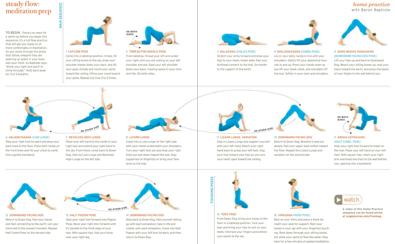 Pin By Tara Patten On Fitness Yoga Sequences Ayurveda Yoga Yoga Journal