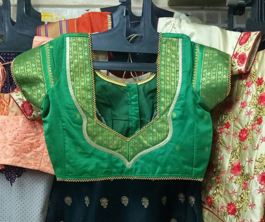 Pin by Charitha Reddy on Blouse | Latest bridal blouse