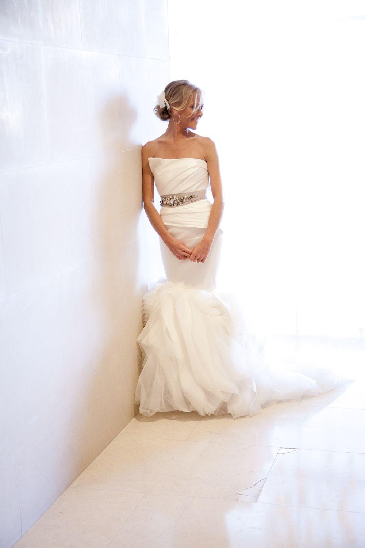 Vera Wang Fiona Real Wedding Vera Wang Dress Wedding Gowns Gowns [ 1500 x 1000 Pixel ]