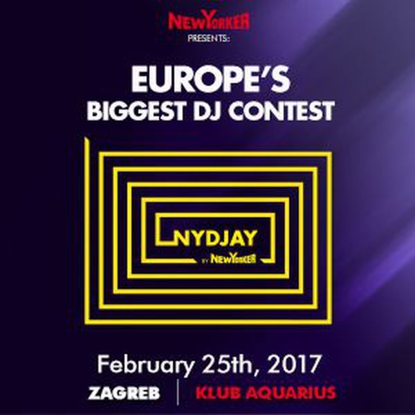 Check Out Nydjay By New Yorker Laylae Slovenia By Laylae On Mixcloud Dj Contest Ibiza Clubs