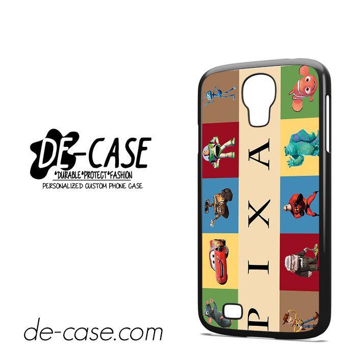 Pixar Movies For Samsung Galaxy S4 Case Phone Case Gift Present YO