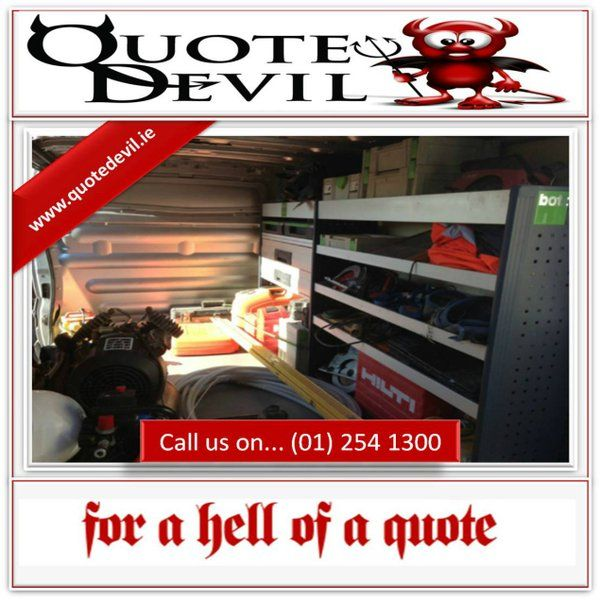 We Offer Commercial Vehicle Insurance To Cover All Commercial Vehicles (01) 254 1300 #AD https://www.quotedevil.ie/Commercial-vehicle-Insurance.php …
