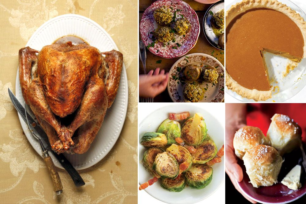 A Traditional New England Thanksgiving Traditional