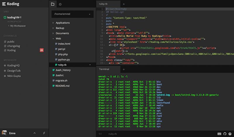 클라우드 IDE 업체 코딩, 1천만 달러 투자 유치 코딩, 투자, 프로그래밍