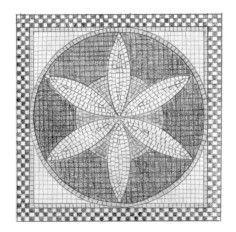 Origen del mosaico