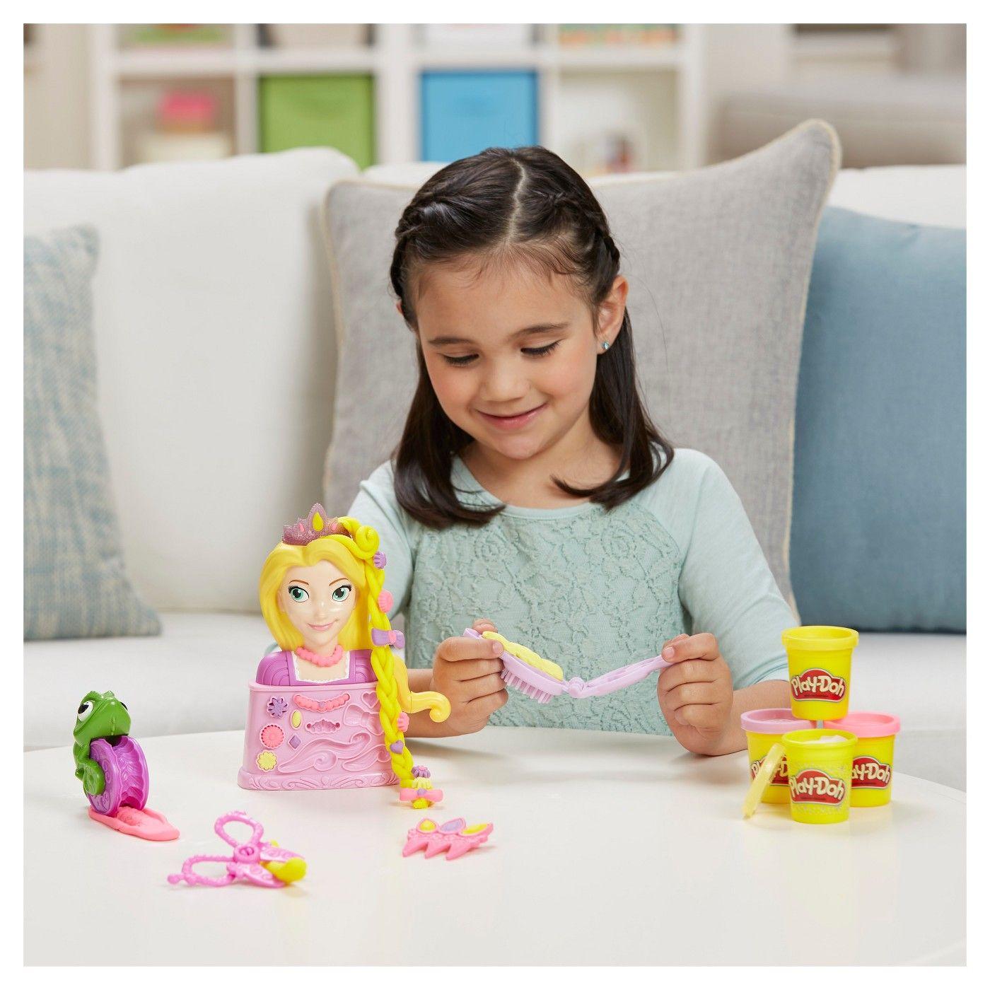 Play-Doh Royal Salon Featuring Disney Princess Rapunzel
