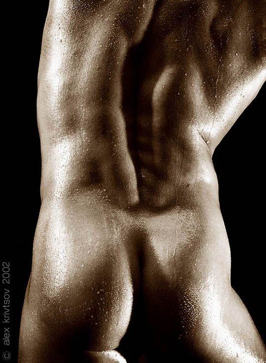 FOTOGRAFÍA ARTÍSTICA ERÓTICA: 7 Desnudos masculinos de los fotógrafos Alex Krivtsov y Rick Day