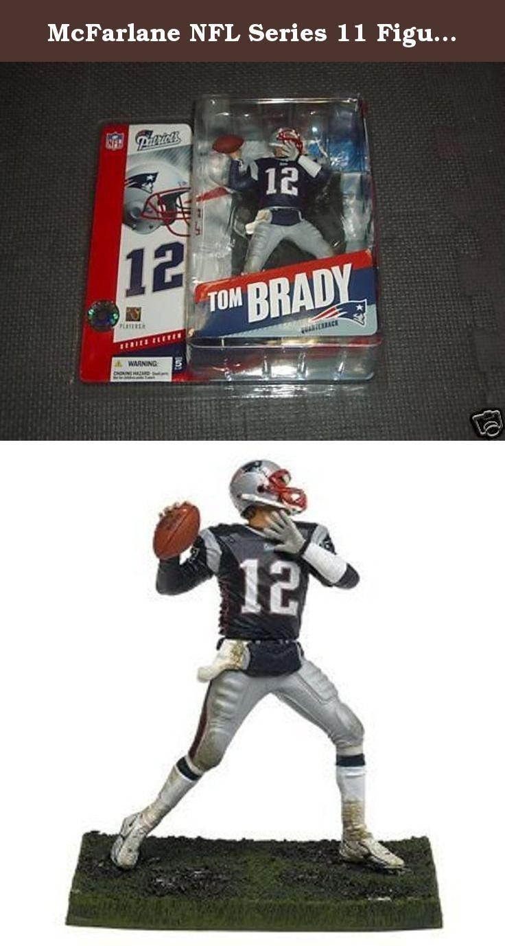 san francisco 15151 64443 McFarlane NFL Series 11 Figure: Tom Brady New England ...