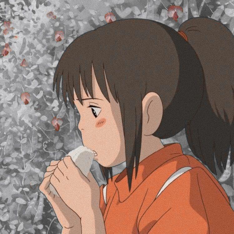 Tags Matching Icon Matching Icon Soft Aesthetic Chihiro Spirited Away Spiritedaway Anime Studio In 2020 Aesthetic Anime Studio Ghibli Art Instagram Cartoon