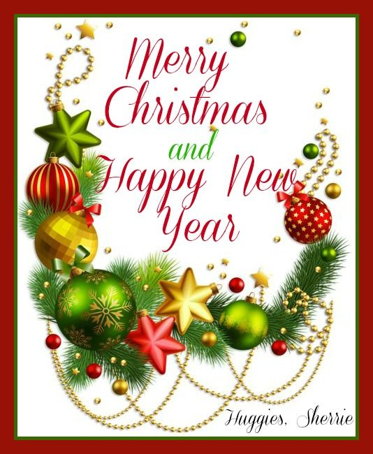 Merry Christmas My Lovely Pin Pals And Loving Friends And A Very