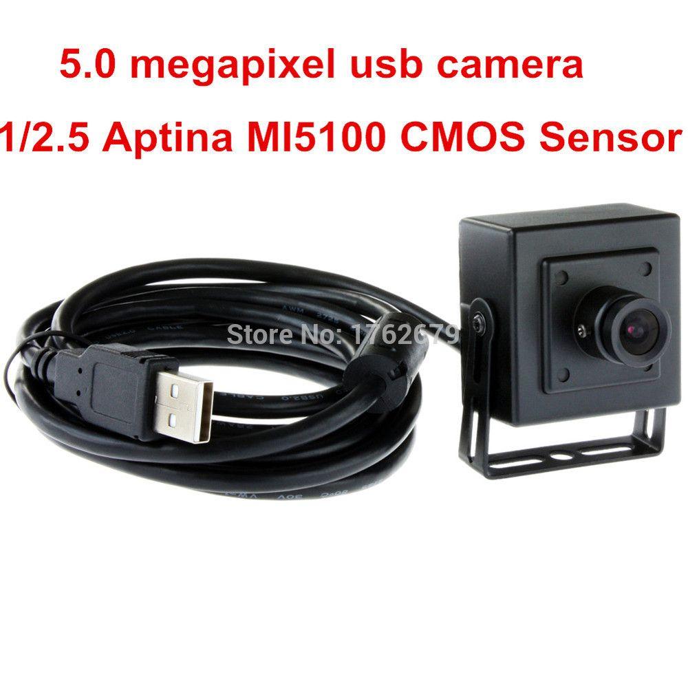12 мм объектив 5 30-мегапиксельная Mjpeg YuY2 Aptina MI5100 эндоскопа мини чехол Usb камера UVC для использования в Linux окна андроида