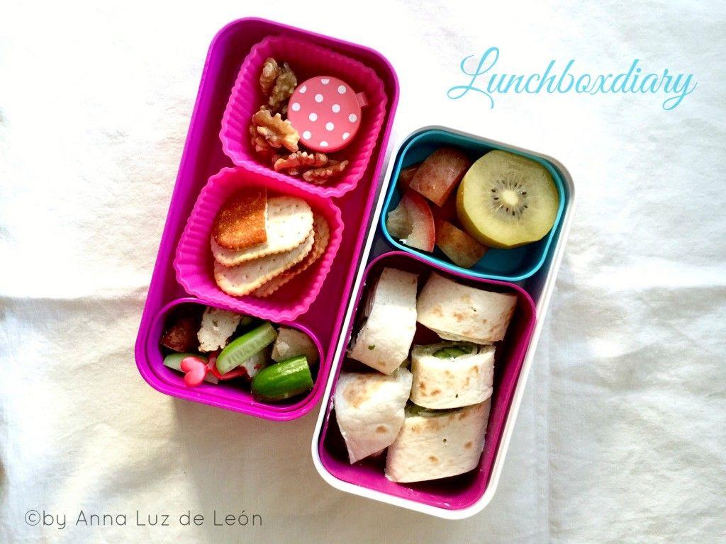 wraps weizentortillas lunchbox statt brot rezept bento forever pinterest. Black Bedroom Furniture Sets. Home Design Ideas