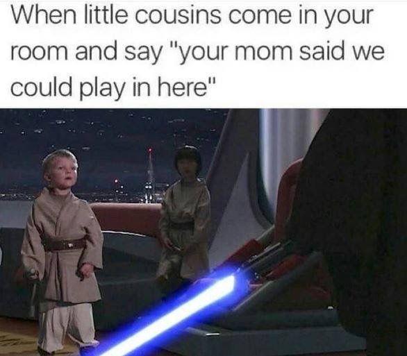Oh My God Who Made This Star Wars Jokes Star Wars Memes Star Wars Humor