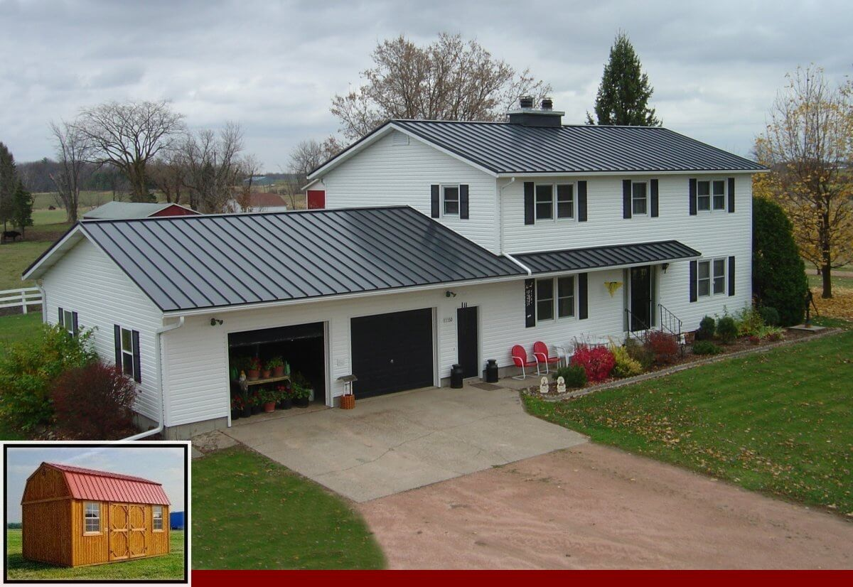Best Union Metal Roofing Colors And Metal Roof Colors 640 x 480