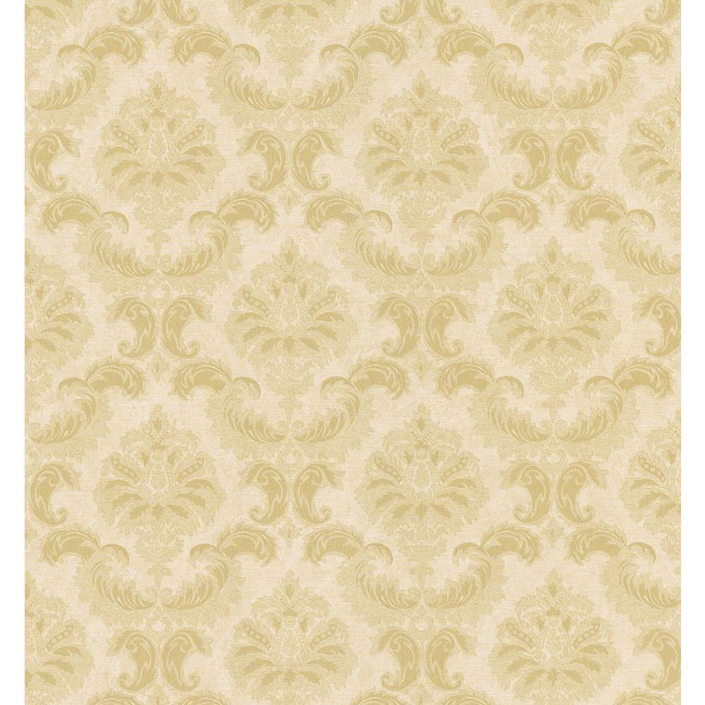 Interior wall texture seamless textured weaves yellow damask wallpaper sample  damask wallpaper