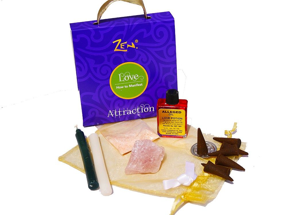 Love How to Manifest Kit Manifest love with simple