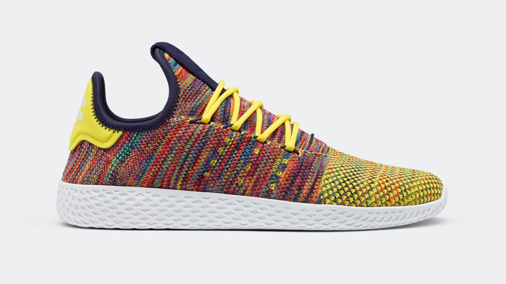 Pharrell These adidas Originals Get Playful In These Pharrell New Tennis Hu ad710f