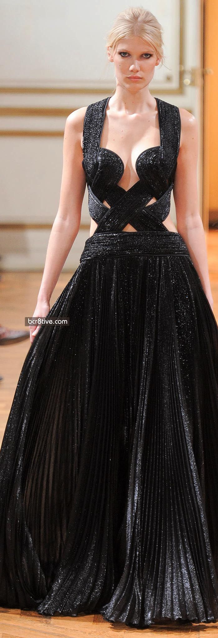 Zuhair Murad  2013-14 Haute Couture Collection Repinned by www.fashion.net