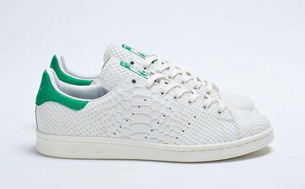 adidas consortium stan smith viererpack: sneaker in premium zurück
