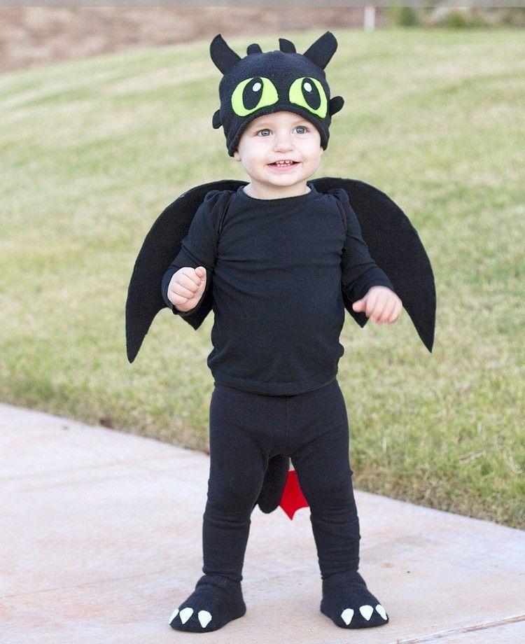 Ohnezahn Kostüm zum Selbermachen (Diy Halloween Dguisement)