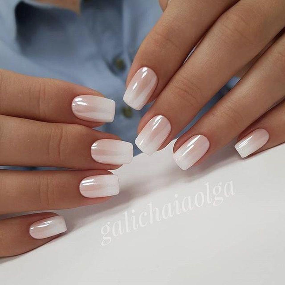 80 Pretty Winter Nails Art Design Inspirations | nails | Pinterest