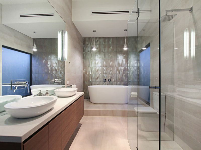 small contemporary home bathroom melbourne australia - Bathroom Ideas Melbourne