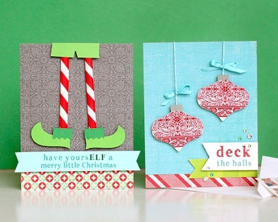 Have yourself a merry little christmas handmade christmas card diy have yourself a merry little christmas handmade christmas card diy at joann solutioingenieria Choice Image