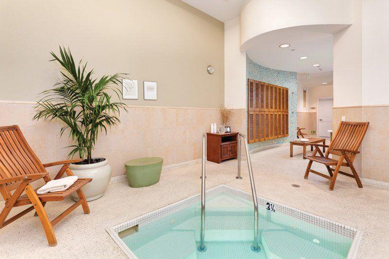 Spa days Resort style pool, Apartment