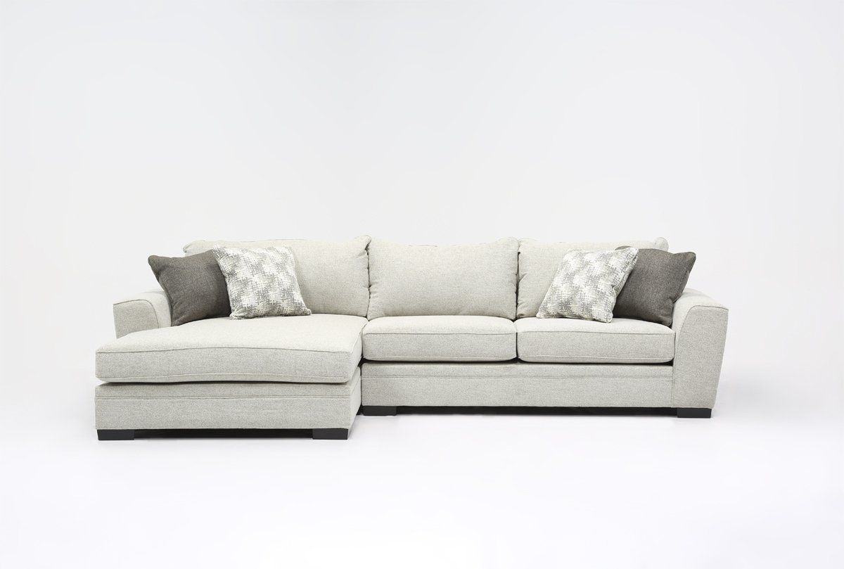 Delano 2 Piece Sectional W/Laf Chaise - 360
