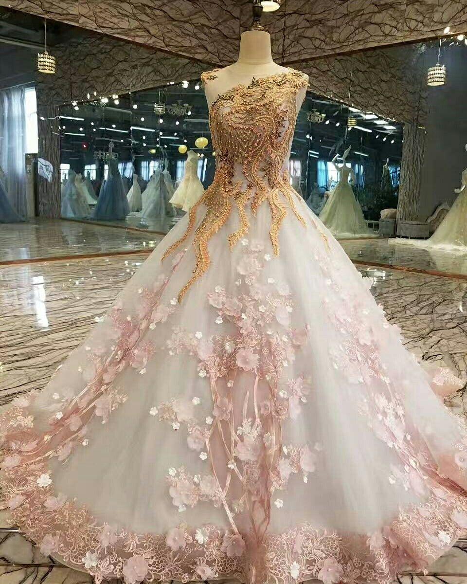 Gorgeous Prom Dress Www Facebook Com Sabwishlist Fancy Wedding Dresses Floral Wedding Dress Bridesmaid Dress Sizes
