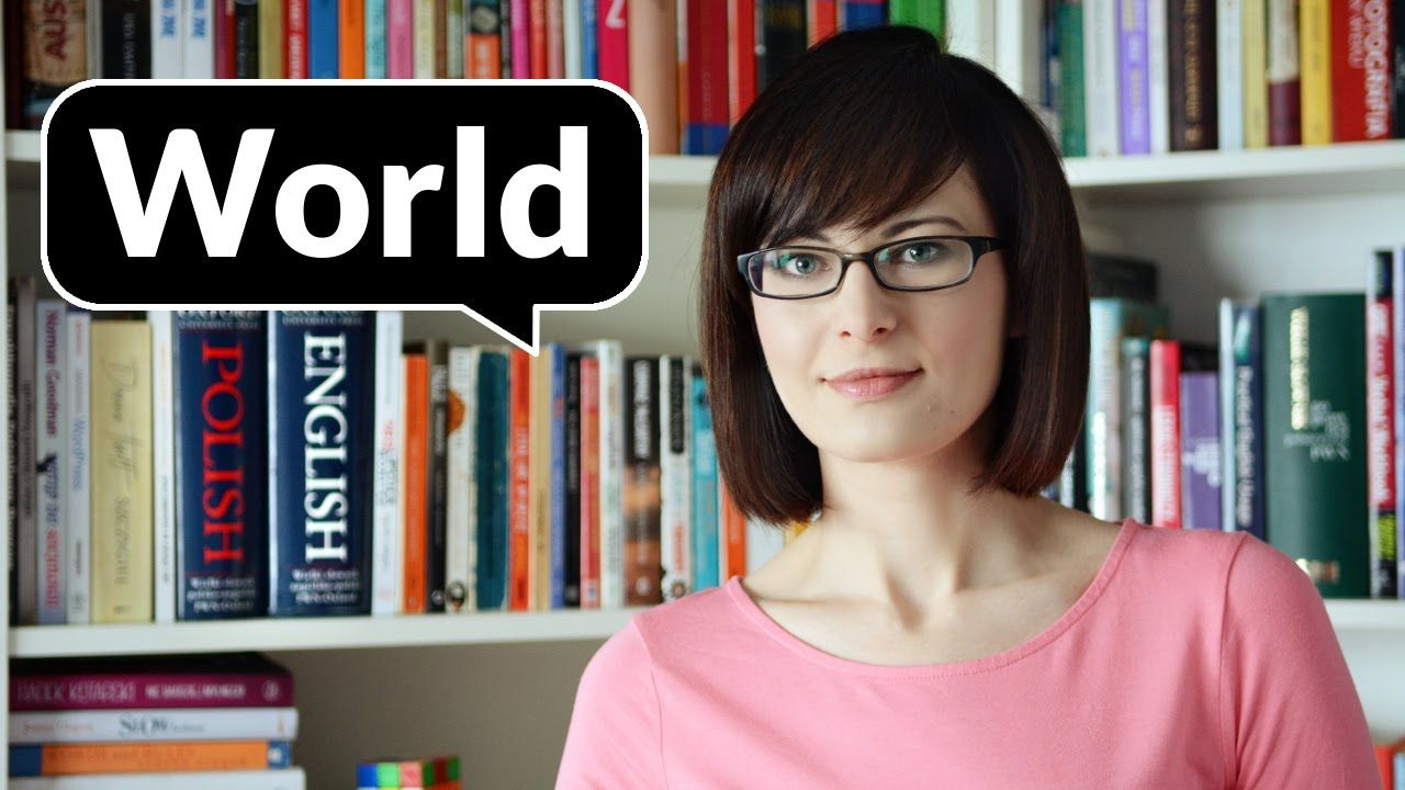 World, birthday, girl - jak nie połamać języka?   Po Cudzemu #25