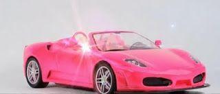 Pink Ferrari! #pinkferrari Pink Ferrari! #pinkferrari