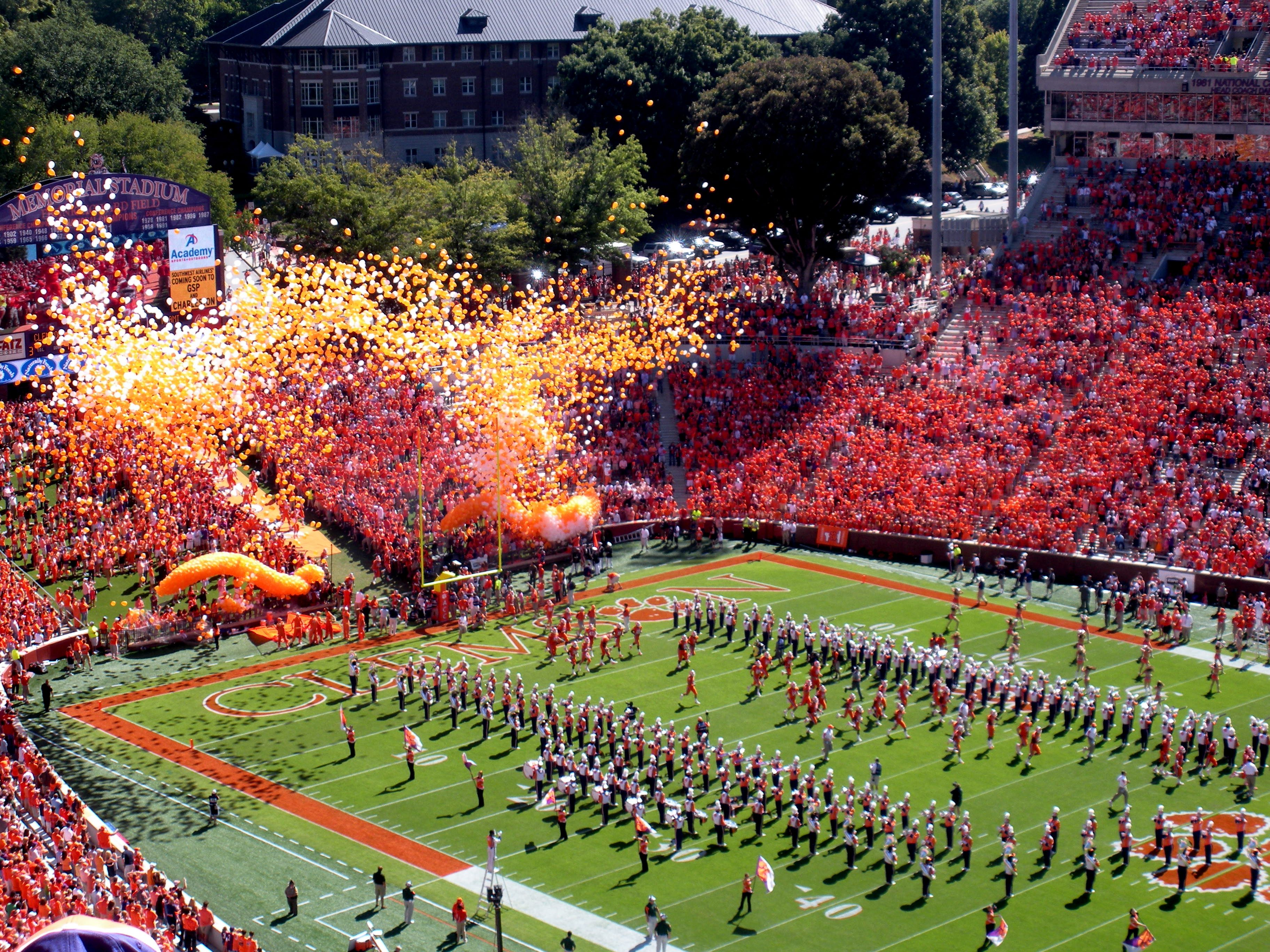 Most Exciting 25 Seconds In College Football Clemson Tigers