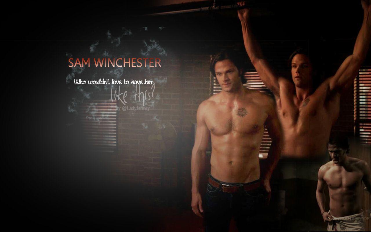 sam and dean winchester supernatural   supernatural - sam w