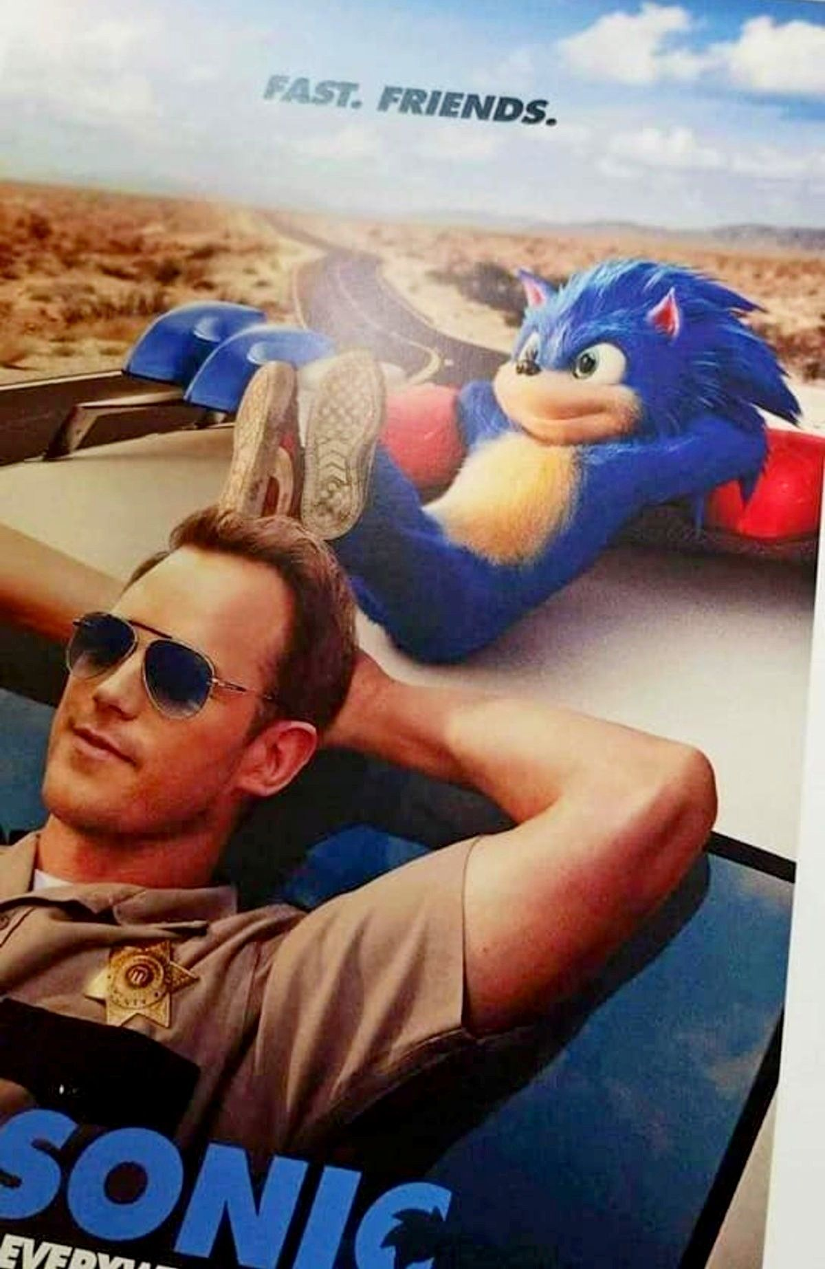 Tails Channel Sonic The Hedgehog News Updates On Twitter Hedgehog Movie Sonic The Movie Sonic