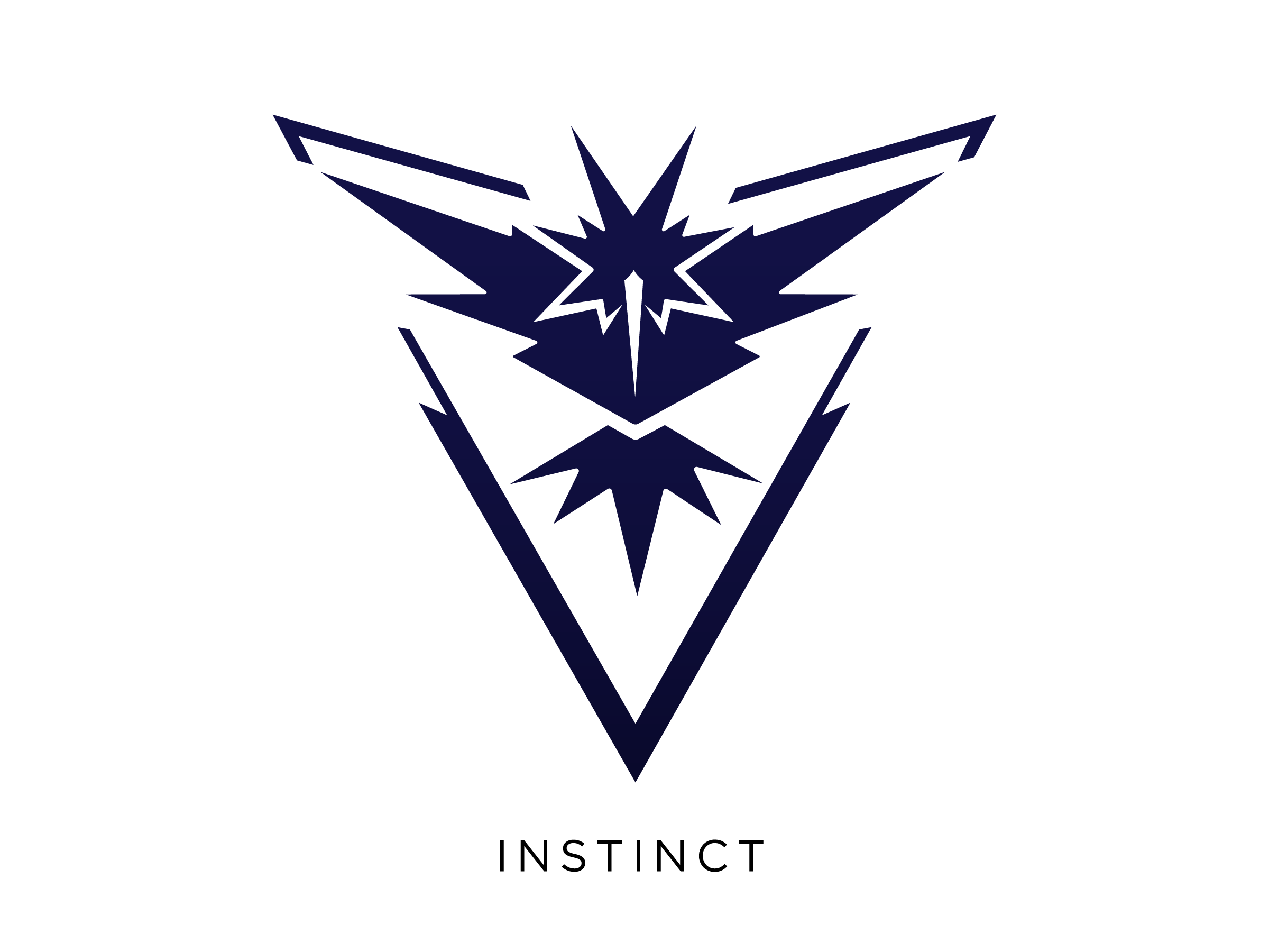 Sorry You Ve Been Rate Limited Vector Logo Pokemon Go Team Instinct Pokemon Go