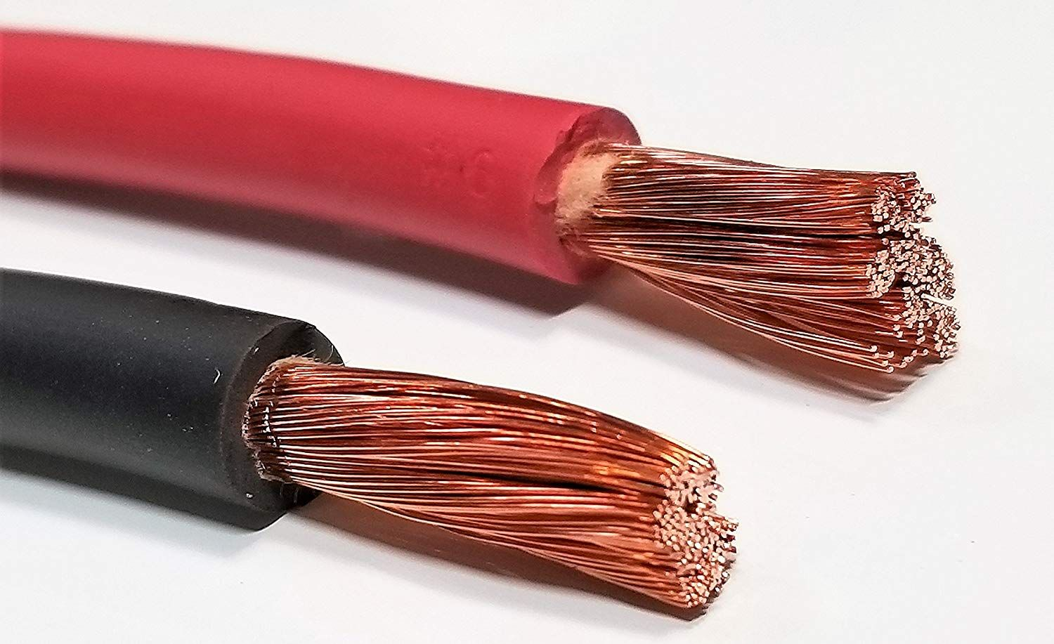 6 Awg Welding And Battery Cable 600 Volt 10 Feet Each Black Red Welding 10 Things Off Grid Solar