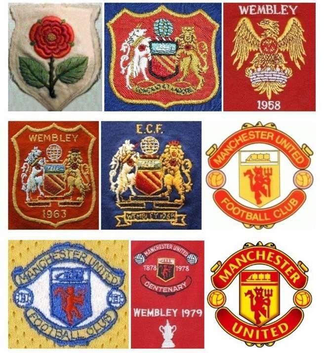 l�233volution des logos de premier league futebol