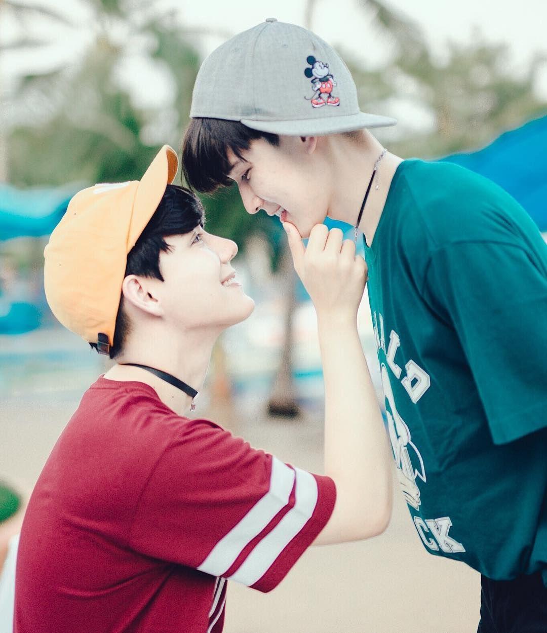 Coreanos gay instagram