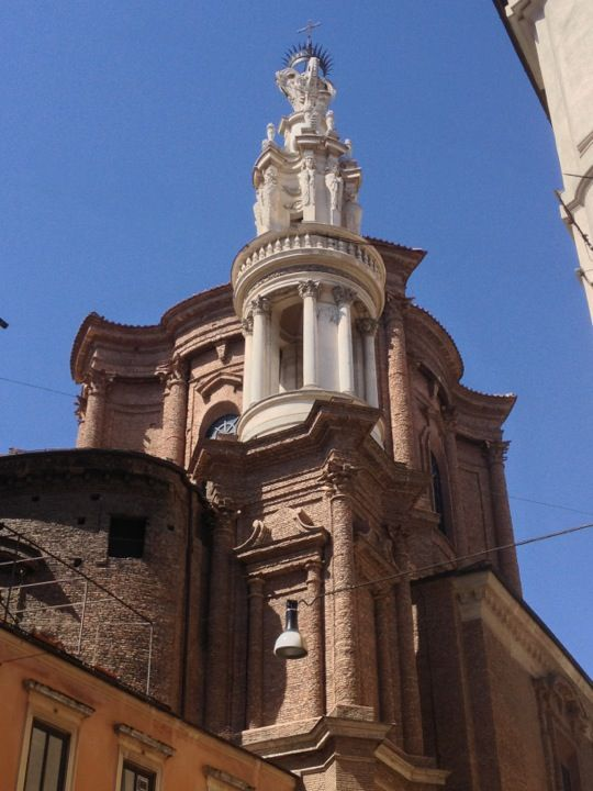 Sant Andrea Delle Fratte Baroque Architecture Architecture Art Rome
