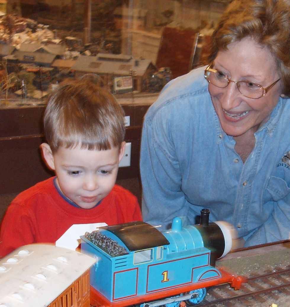 Generations discover the joy of model trains at Wenham Museum's model train gallery.