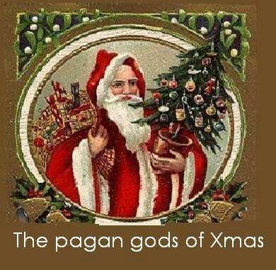 Wicca Christmas.The Pagan Gods Of Christmas Wicca Wonder Christmas