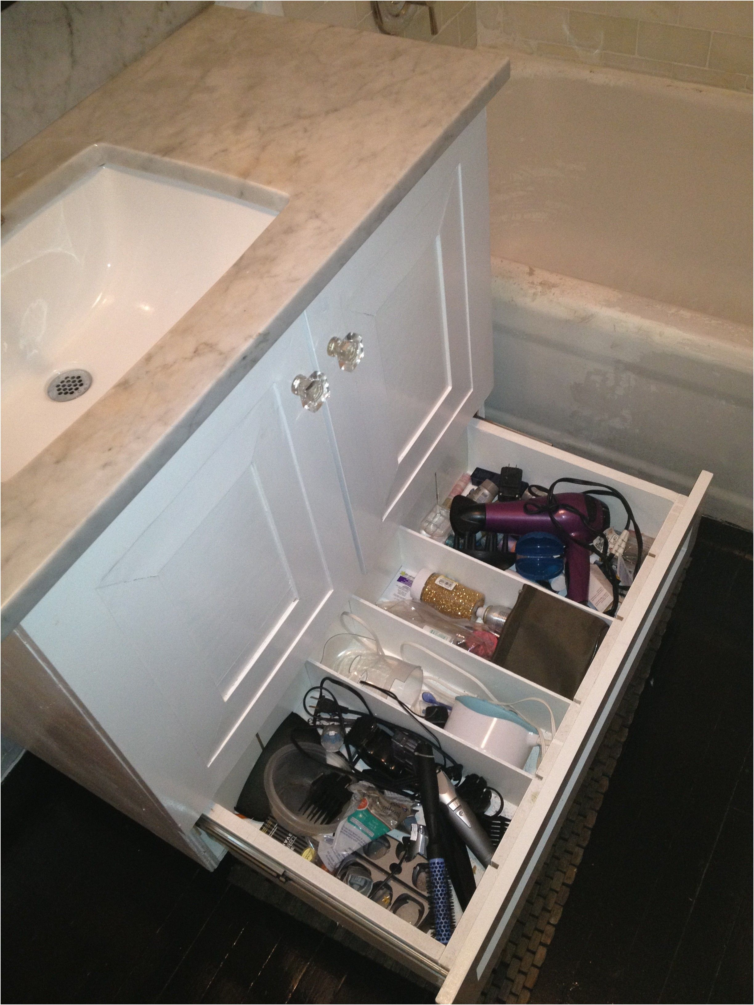 Merveilleux Bathroom Vanity Brooklyn Dact From Bathroom Vanity With Off Center Sink