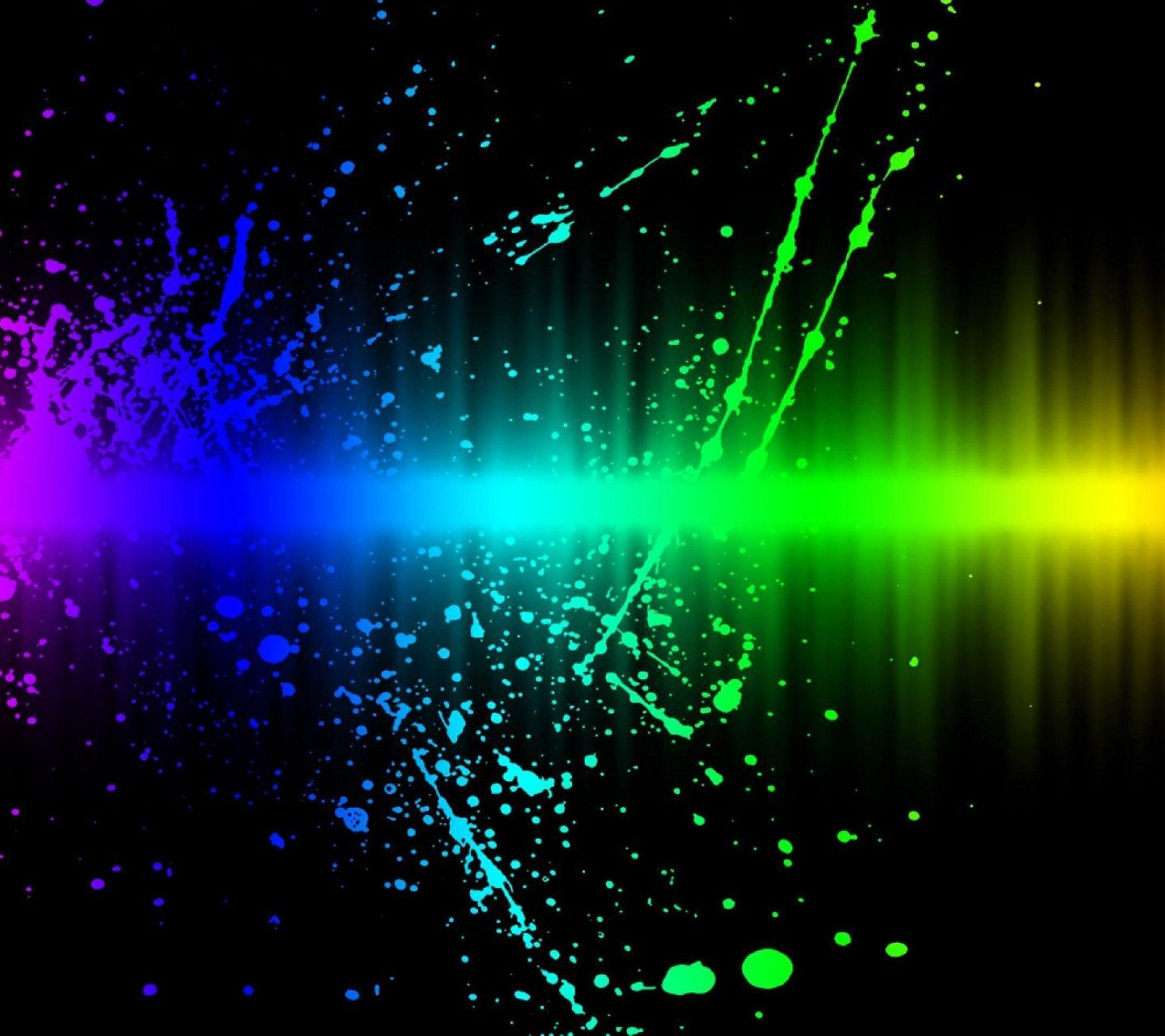 Cool Color Backgrounds - Viewing Gallery