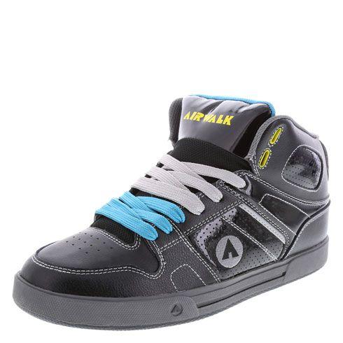 $15.00 - Airwalk Sneakers, Black, High