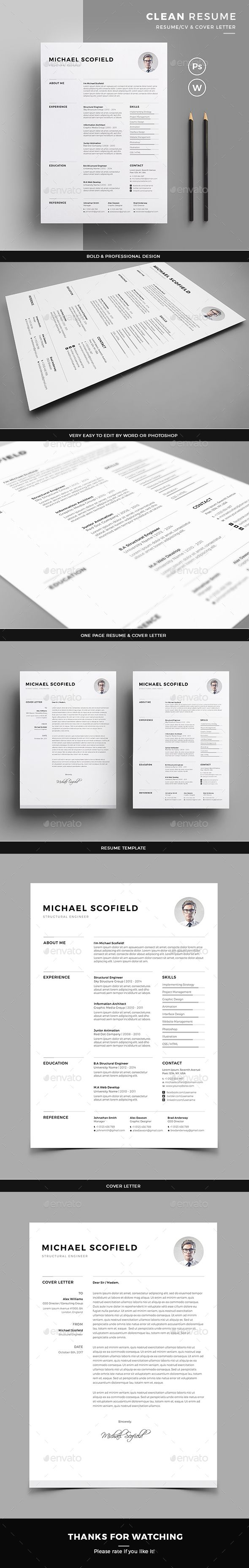 Pin by Maria Alena on Best Resume Templates Resume