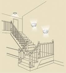 hallway lighting?