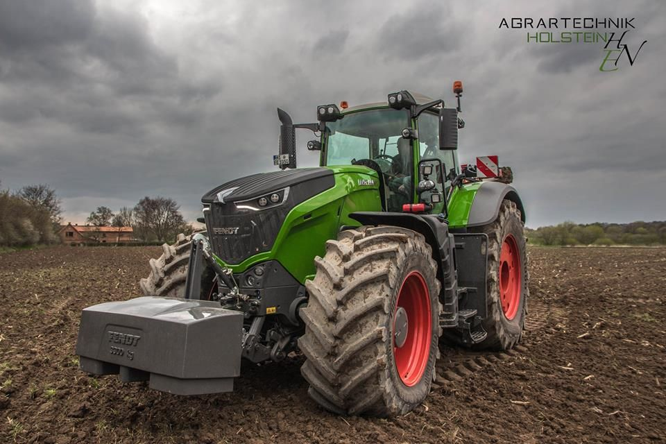 Fendt 1050 Vario  The biggest and most powerful